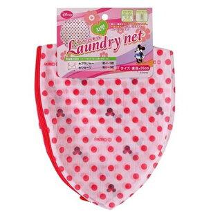 日本直送DAISO迪士尼米妮圓形洗衣網洗衣袋洗衣罩*夏日微風*