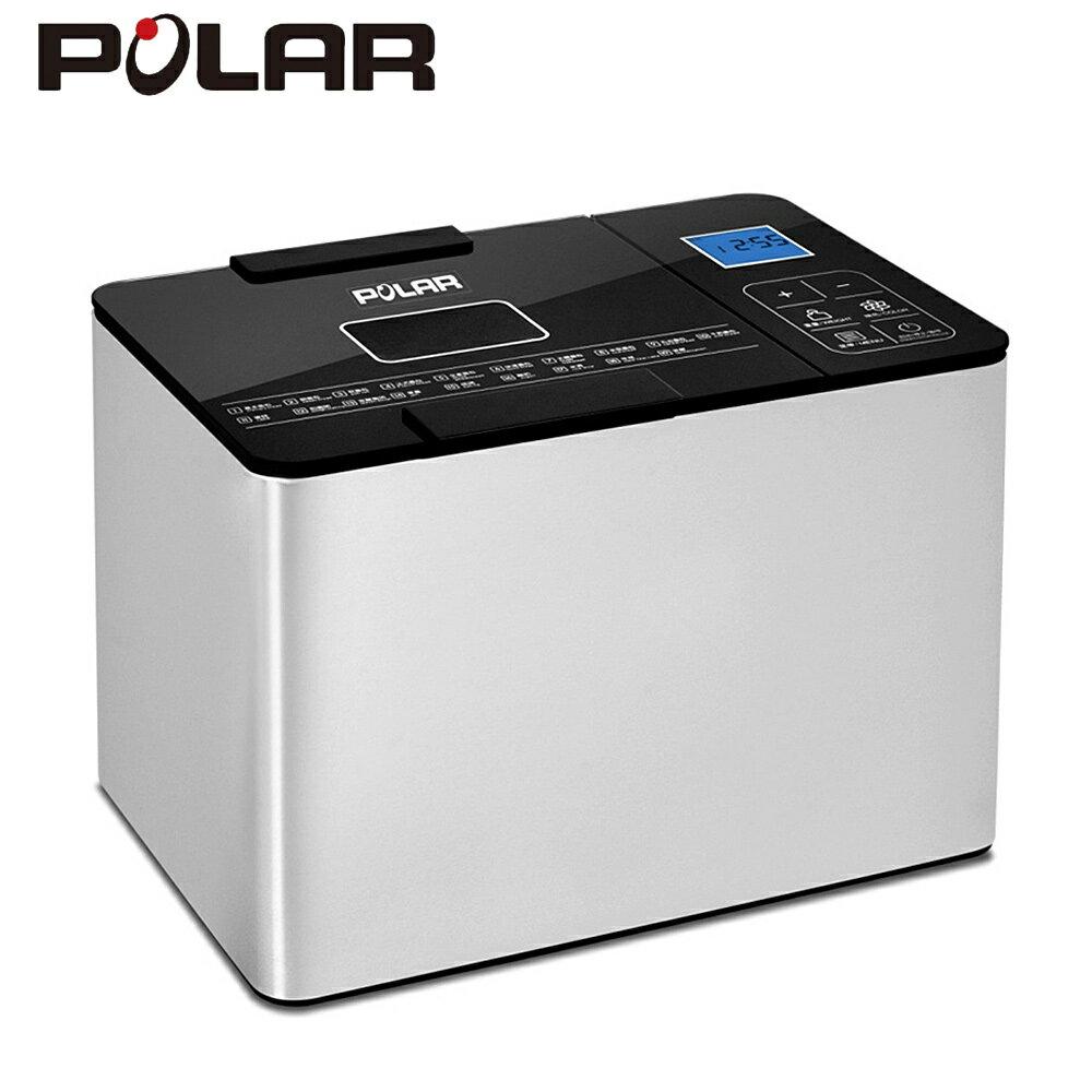 【POLAR】全自動變頻製麵包機(PL-522)