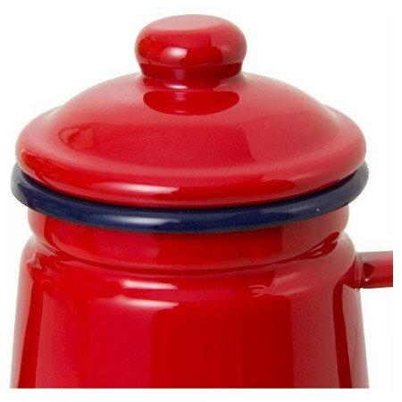琺瑯咖啡壺 1.1L ENABE023RE NITORI宜得利家居 5
