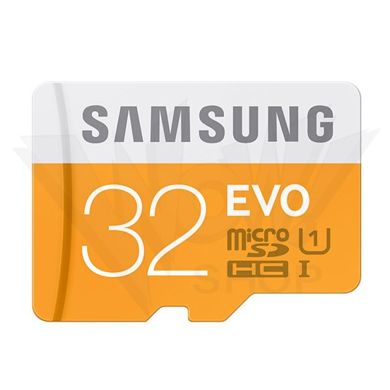 SAMSUNG 三星 32GB【EVO】Ultra-fast microSDHC UHS-1 C10 高速記憶卡