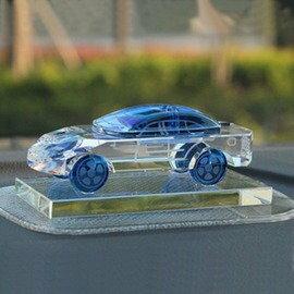 車模香水 水晶香水座 汽車模型 汽車香水座 車用香水 香水瓶飾品~5201005