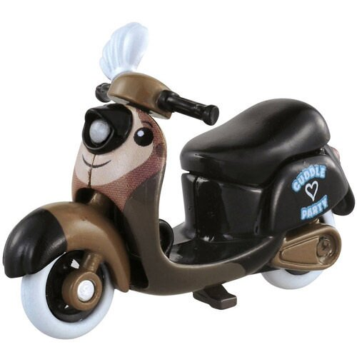 《 TOMICA 》夢幻小汽車 海底總動員 2-Chim Chim摩托車