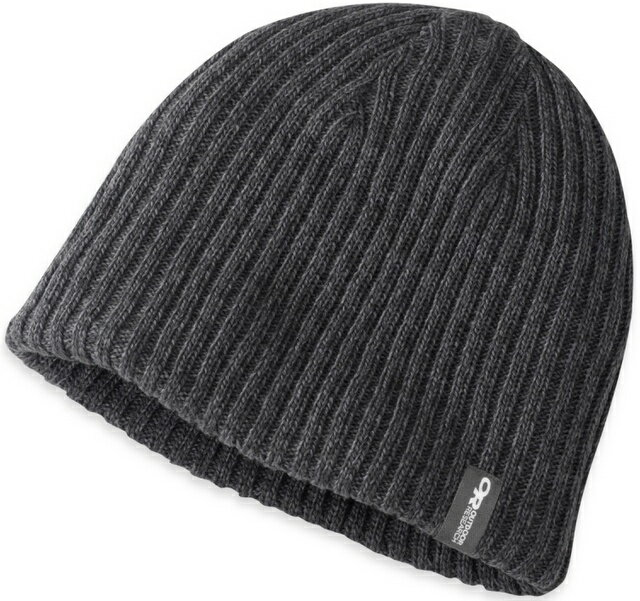 Outdoor Research 登山保暖帽/毛帽 Camber Beanie OR 244848 0045灰