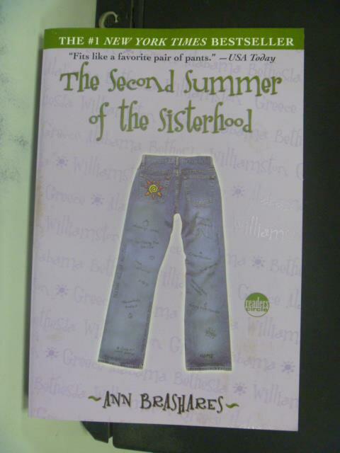 ~書寶 書T8/原文小說_GQN~The Second Summer Of The Sis