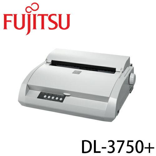 [富廉網] 富士通 FUJITSU DL 3750+ 超靜音點陣印表機 並列/USB雙介面 (贈原廠色帶一捲)
