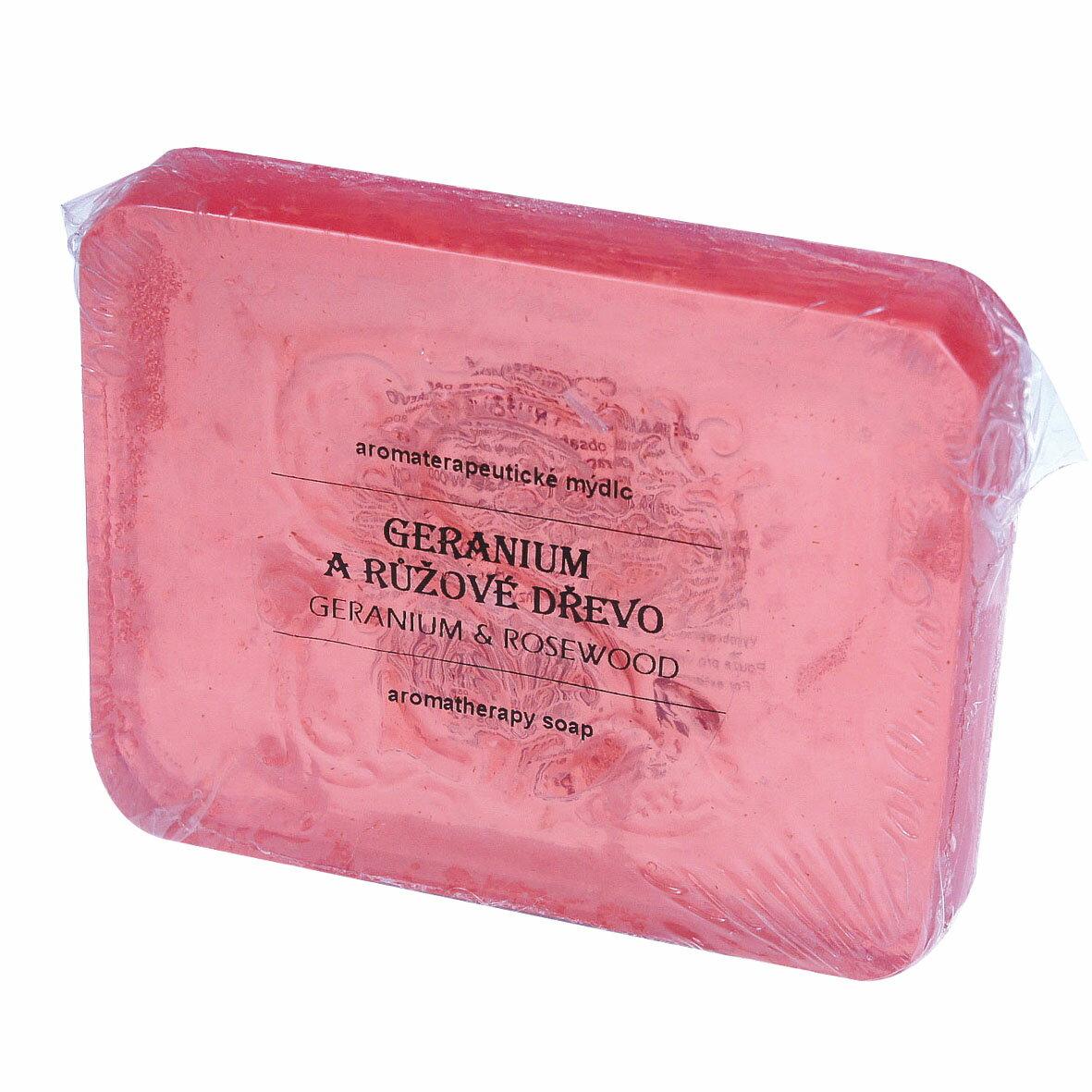 天竺葵&花梨木芳療透明皂80g*3