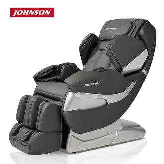 喬山JOHNSON 好時光按摩椅︱A382 背部L型超長軌道貼近人體曲線深層紓壓