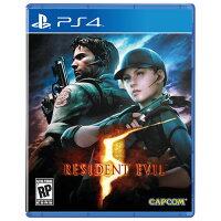 現貨供應中 亞洲中文版  [限制級] PS4 惡靈古堡 5