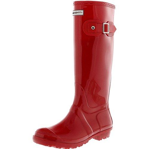 Exotic Identity Women's Original Tall Knee-High Rain Boot 2