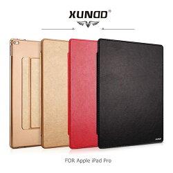 APPLE iPad Pro 12.9 訊迪 XUNDD 安可系列 休眠喚醒 側翻皮套 保護套 可插卡皮套 平版套