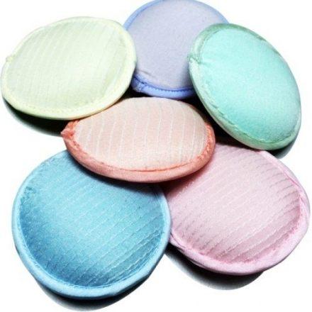 <br/><br/>  【KS 凱恩絲】100%天然蠶絲去角質卸妝棉 ( 買一送一) ( 顏色隨機 )<br/><br/>