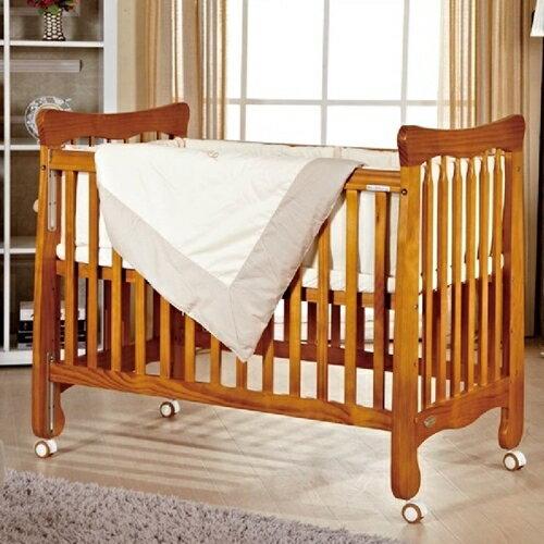童心 費蕾雅 三合一嬰兒床 A0015