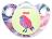『121婦嬰用品館』NUK 夜光型矽膠安撫奶嘴(一般) - 2入 2