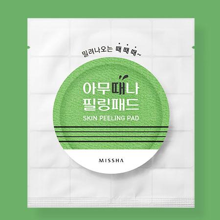 韓國 MISSHA 去角質擦拭面膜(1片入) 去角質 臉部【N202598】