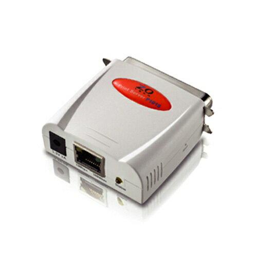 ZOT P101S 平行埠印表伺服器 (可即時看列印紀錄)