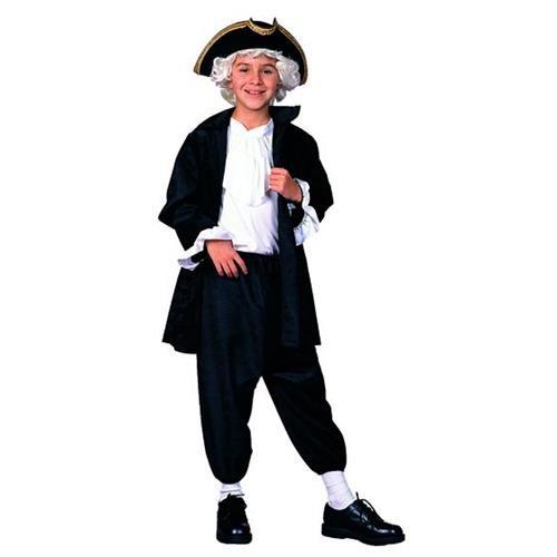 George Washington Child Halloween Costume 0
