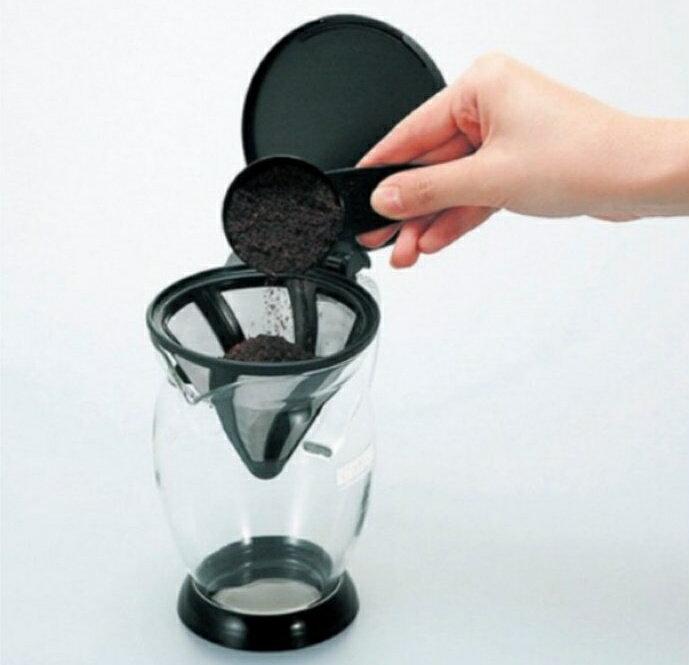 易集GO商城- 代購~日本進口 Hario V60 免濾紙咖啡分享杯/攜帶式咖啡壺(CFO-2B)- 108853 (代購商品下標詢問現貨)