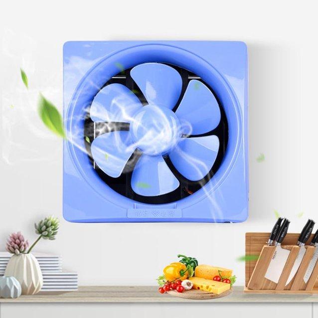 10寸單向換氣扇窗式排風扇家用油煙抽風機廚房衛生間排氣扇抽220V 小明同學 秋冬新品特惠