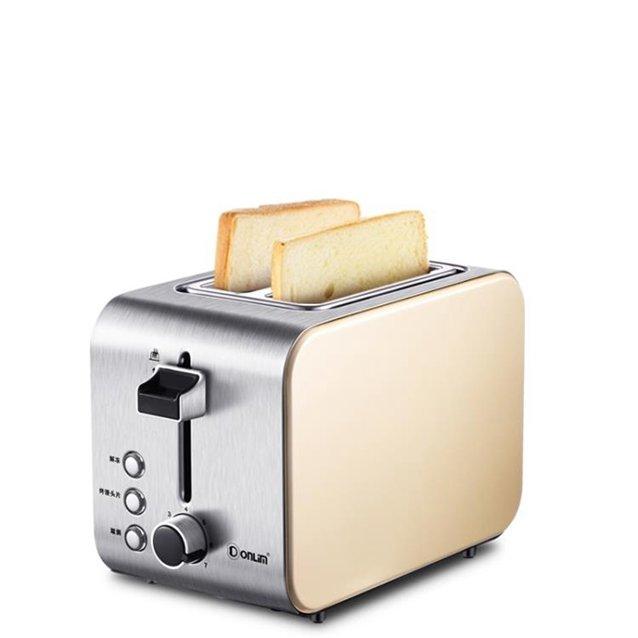 烤麵包機家用早餐吐司機烤麵包片機多士爐雙面加熱220VYYJ  秋冬新品特惠