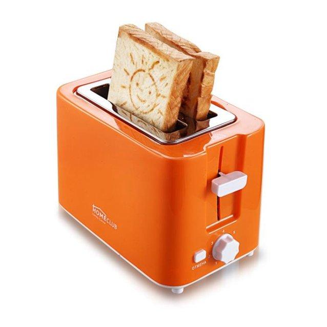 多士爐吐司機早餐烤麵包機家用全自動2片迷你土司機220VYYJ  秋冬新品特惠