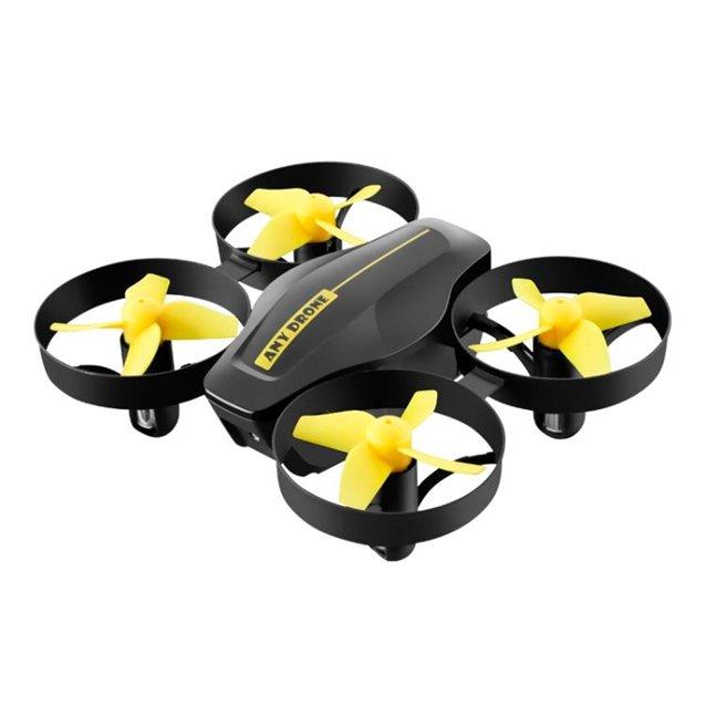 耐摔迷你無人機遙控飛機航拍高清飛行器兒童玩具小學生小型感應 秋冬新品特惠