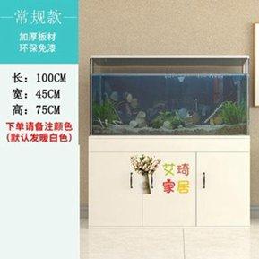 魚缸底櫃 可定製魚缸底櫃水族箱底座超白缸底櫃魚缸底座底櫃魚缸櫃子底櫃T 秋冬新品特惠