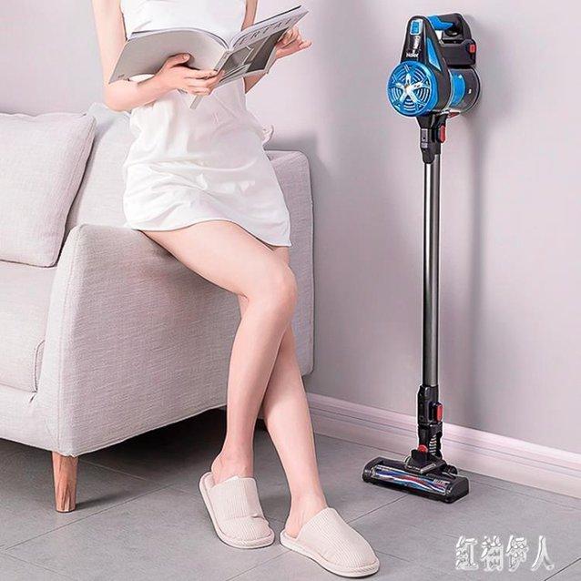 吸層器小型手持式吸塵器無線家用小型強力大功率大吸力地毯狗毛全館85折~ 秋冬新品特惠