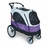 沛德奧Petstro寵物推車 / 狗推車-703GX 天際系列 (紫色 / 銀灰) 0