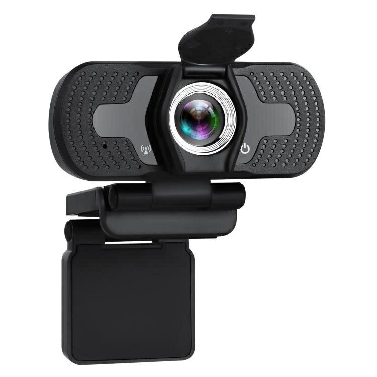 視訊攝影機1080P高清電腦攝像頭內置麥克風直播網課USB攝像頭免驅動 【快速出貨】