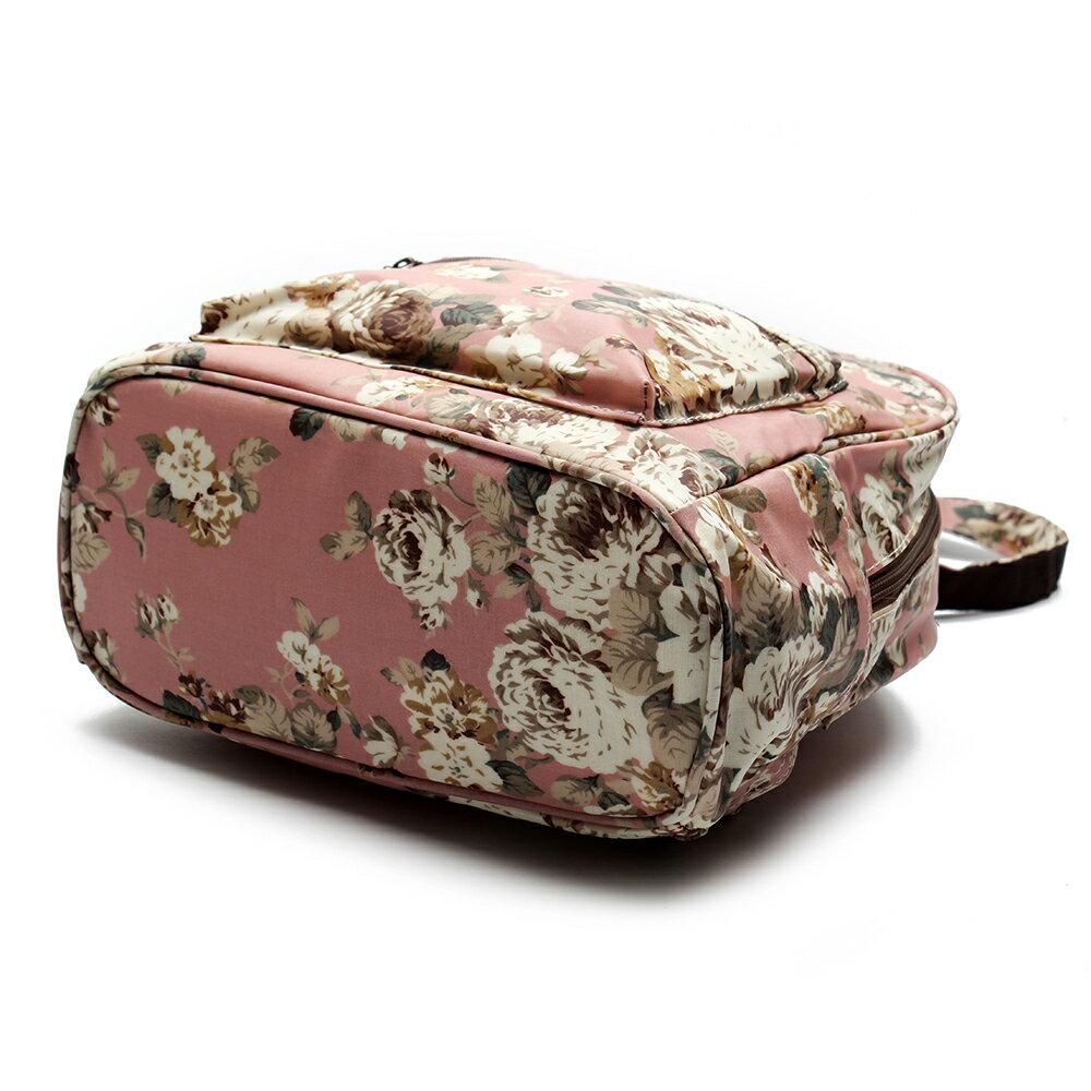 【BEIBAOBAO】粉色花漾親子包( 大+中+小  共三個) 5