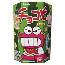 有樂町進口食品 日本東鳩 小新乖乖 西瓜口味 25g J40 4549660883654