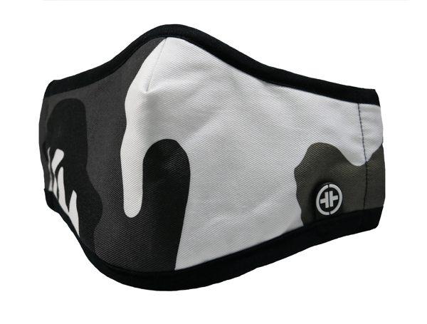 KLEVER:PYX康盾全過濾口罩-黑白米彩