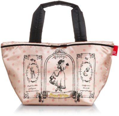 日本直送 ROOTOTE Disney 聯名款 白雪公主 太空手提包