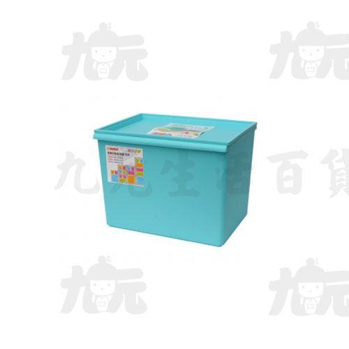 【九元生活百貨】聯府PQ-302大家樂收納盒(附蓋)置物收納PQ302
