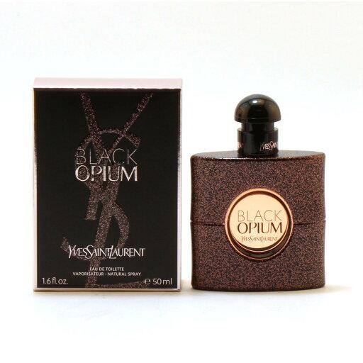 Yves Saint Laurent Black Opium Ladies Edt Spray By Yves St Laurent 46f6eba42f76a843a1266e4f94894a51