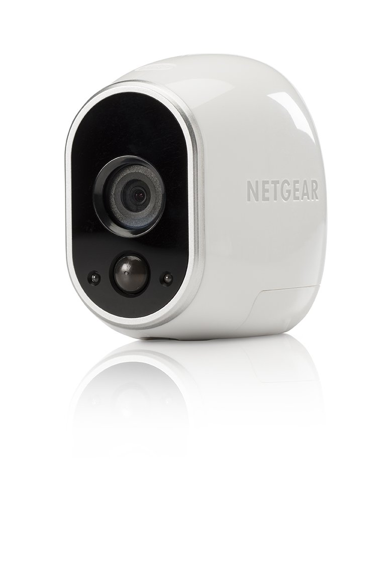Arlo - Add-on Camera | Night vision, Indoor/Outdoor, HD Video, Wall Mount |  Cloud Storage Included | Works with Arlo Base Station