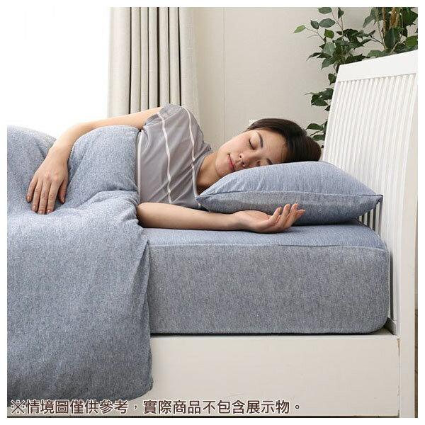 進階涼感 床包 N COOL SP Q 19 NV 雙人 NITORI宜得利家居 1