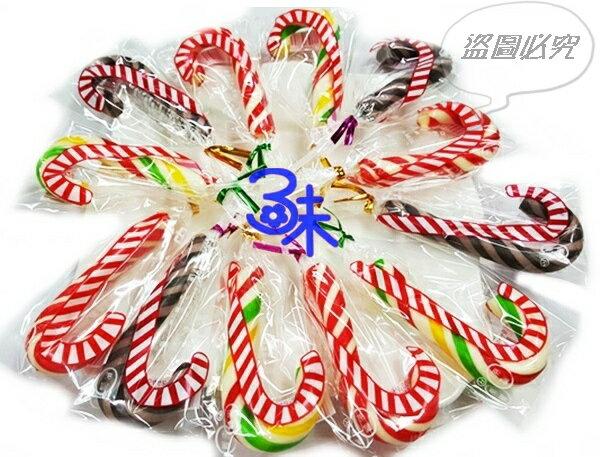 (台灣) 聖誕拐杖棒棒糖 1包 600公克 (約 32支) 特價 133元 【4716448000125】平均1支 4.2 元 (拐杖糖/大支柺杖棒 拐杖棒糖 聖誕糖)