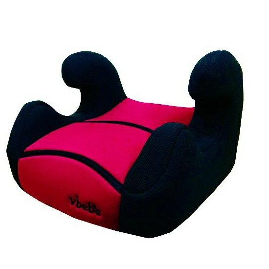 美馨兒*Vibebe兒童汽座增高墊安全座椅(紅色)750元