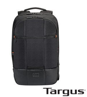 Targus GRID Essential黑盾 I (27L) 16 吋電腦後背包 (TSB848-70)