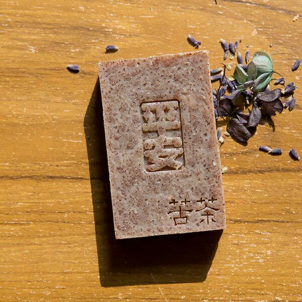 *蕾爸愛做皂*  何首烏苦茶皂 手工皂/冷製皂/冷壓初榨橄欖油/沐浴乳/洗面乳 110g±5%