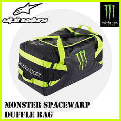 ~任我行騎士部品~ Alpinestars MONSTER SPACEWAP DUFFLE 裝備包 行李袋 125公升