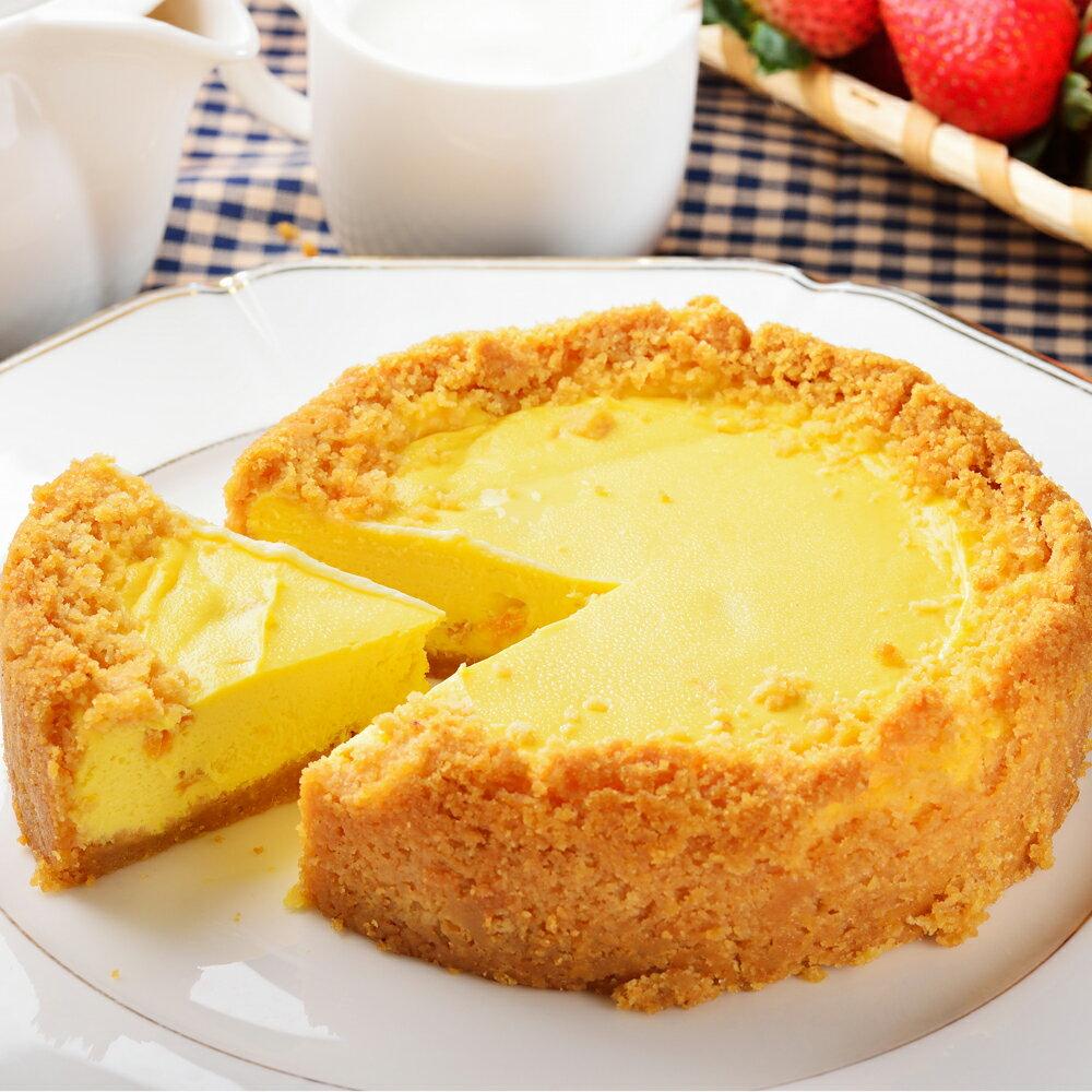 【艾波索.芒果無限乳酪6吋】芒果季來囉!日本北海道乳酪X紐西蘭進口奶油乳酪★以黃金比例搭配,濃郁到無限值、好吃到停不下來的無限乳酪! 1