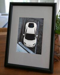 聚鯨Cetacea﹡Art【KLFZ-0348】sports car跑車/city城市/speed速度 畫框相框