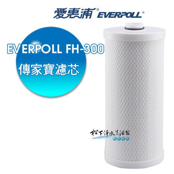 【 EVERPOLL】愛惠浦傳家寶全戶濾淨專用濾芯/濾心 (FH-300)