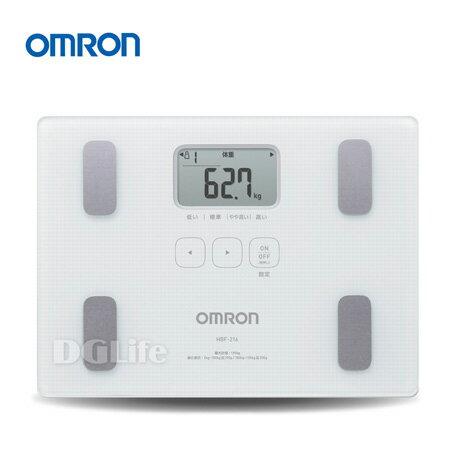 OMRON 歐姆龍 體脂計 HBF-216 白色 新品上市!限時優惠!!