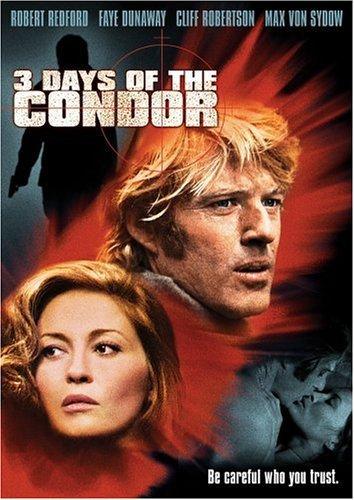 Three Days of the Condor cb215849a2eef9bfbc74d9cb01e8c15d