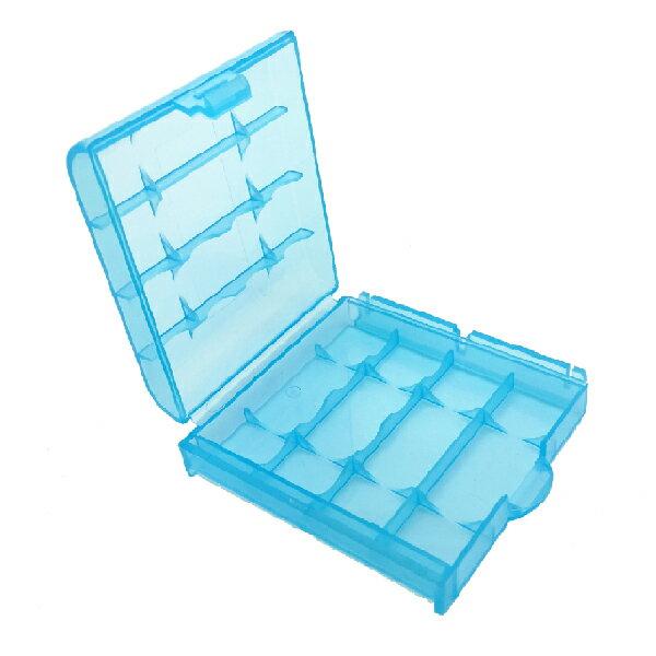 3號4號 電池收納盒 電池盒 電池存儲盒 保存盒 電池存放盒 收納盒 電池 充電電池 顏色隨機(19-179)
