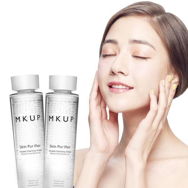 二入優惠組★MKUP 美咖 深層極淨舒敏卸妝水 (五效合一) 0