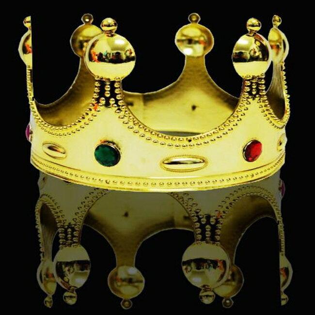 王妃頭圈 (圓形) 皇冠 裝扮 王冠 國王 皇冠 髮箍 國王 髮箍 萬聖節/惡搞/尾牙/變裝/遊行【塔克】